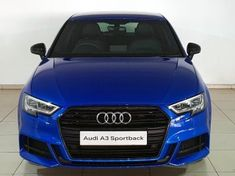 2019 Audi A3 SPORTBACK 2.0 TFSI STRONIC Western Cape