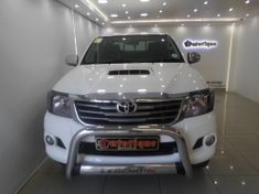 2015 Toyota Hilux 2.5 D-4D SRX R/B LEGEND 45 Double Cab Bakkie Kwazulu Natal