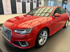 2019 Audi A4 Sport Kwazulu Natal