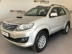 2012 Toyota Fortuner 2.5d-4d Rb  Eastern Cape