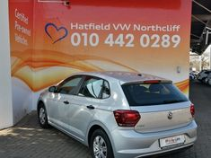 2018 Volkswagen Polo 1.0 TSI Trendline Gauteng Randburg_3