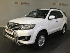 2013 Toyota Fortuner 4.0 V6 Rb A/t  Western Cape