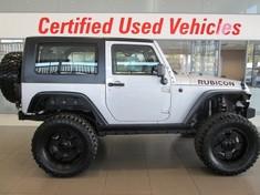 2010 Jeep Wrangler 3.8 Rubicon 2dr  Limpopo Mokopane_2