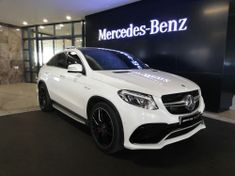2017 Mercedes-Benz GLE-Class GLE 63 S AMG Coupe Gauteng