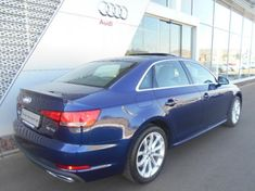 2020 Audi A4 2.0 TDI STRONIC B9 North West Province Rustenburg_1
