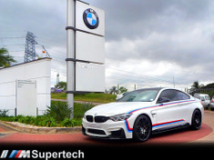 2019 BMW M4 Coupe M-DCT Competition Kwazulu Natal