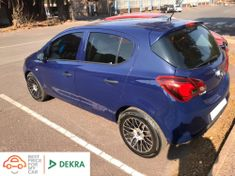 2015 Opel Corsa 1.0T Essentia 5-Door Gauteng Pretoria_1