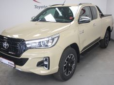 2019 Toyota Hilux 2.8 GD-6 RB Raider Auto PU ECAB Mpumalanga Delmas_2