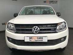 2015 Volkswagen Amarok 2.0tdi Trendline 103kw Sc Pu  Gauteng Centurion_3