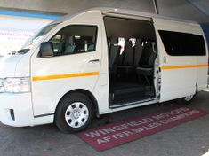 2017 Toyota Quantum 2.5 D-4d 14 Seat  Western Cape Kuils River_2