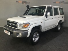 2018 Toyota Land Cruiser 70 4.5D V8 S/W Western Cape