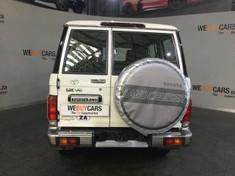 2018 Toyota Land Cruiser 70 4.5D V8 SW Western Cape Cape Town_1