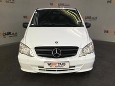 2015 Mercedes-Benz Vito 122 Cdi Shuttle  Western Cape Cape Town_3