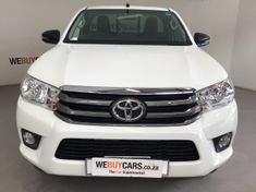 2018 Toyota Hilux 2.4 GD-6 SRX 4X4 Single Cab Bakkie Auto Eastern Cape Port Elizabeth_3