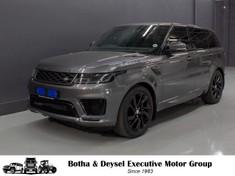 2018 Land Rover Range Rover Sport 4.4D HSE Dynamic (250KW) Gauteng