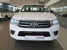 2016 Toyota Hilux 2.4 GD-6 SRX 4X4 Single Cab Bakkie Limpopo Mokopane_1
