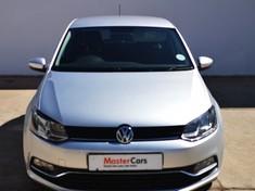 2016 Volkswagen Polo GP 1.2 TSI Comfortline 66KW Western Cape Worcester_2