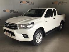 2018 Toyota Hilux 2.4 GD-6 RB SRX Extended Cab Bakkie Gauteng
