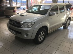 2010 Toyota Hilux 3.0 D-4d Raider Rb Pu Dc  Mpumalanga Middelburg_2