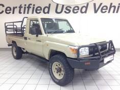 2011 Toyota Land Cruiser 79 4.2d Pu Sc  Limpopo Tzaneen_0