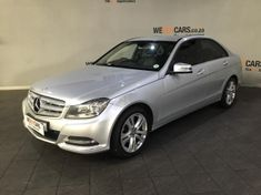 2013 Mercedes-Benz C-Class C200 Cdi  Avantgarde At  Western Cape Cape Town_0