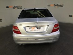 2013 Mercedes-Benz C-Class C200 Cdi  Avantgarde At  Western Cape Cape Town_1