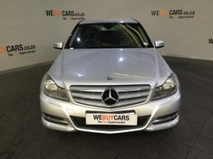 2013 Mercedes-Benz C-Class C200 Cdi  Avantgarde At  Western Cape Cape Town_3