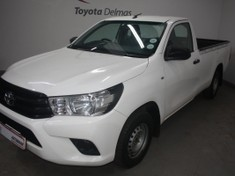 2017 Toyota Hilux 2.4 GD AC Single Cab Bakkie Mpumalanga Delmas_2