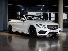 2018 Mercedes-Benz C-Class C220d Cabriolet AMG Auto Gauteng
