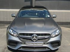 2018 Mercedes-Benz E-Class AMG E63 S 4MATIC Kwazulu Natal Umhlanga Rocks_3