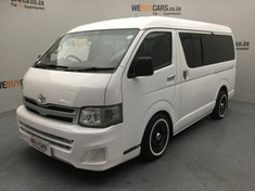 2013 Toyota Quantum 2.7 10 Seat  Gauteng