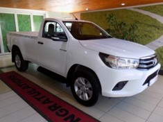 2017 Toyota Hilux 2.4 GD-6 RB SRX Single Cab Bakkie Northern Cape Kuruman_0