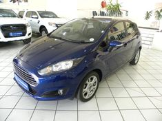 2015 Ford Fiesta 1.0 ECOBOOST Trend Powershift 5-Door Gauteng
