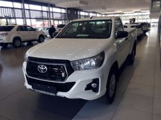 2019 Toyota Hilux 2.4 GD-6 RB SRX Single Cab Bakkie Limpopo