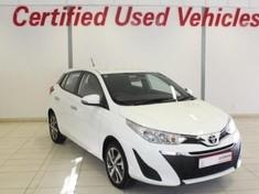 2018 Toyota Yaris 1.5 Xs CVT 5-Door Western Cape Stellenbosch_0