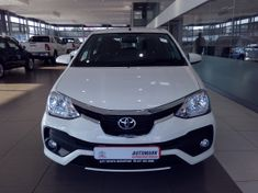2019 Toyota Etios 1.5 Xs 5dr  Limpopo Mokopane_1