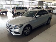 2017 Mercedes-Benz C-Class C180 Auto Limpopo Mokopane_0