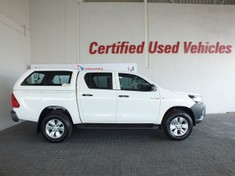 2019 Toyota Hilux 2.4 GD-6 RB S Double Cab Bakkie Western Cape Brackenfell_2