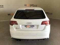 2012 Audi Rs3 Sportback Stronic  Gauteng Pretoria_1