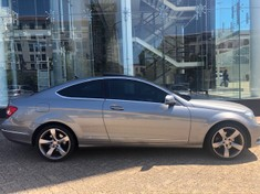 2013 Mercedes-Benz C-Class C250 Be Coupe A/t  Western Cape