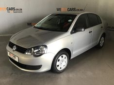 2013 Volkswagen Polo Vivo 1.4 Trendline Tip Kwazulu Natal Durban_0