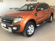 2015 Ford Ranger 3.2tdci Wildtrak Bakkie Double cab Eastern Cape Port Elizabeth_0
