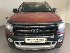 2015 Ford Ranger 3.2tdci Wildtrak Bakkie Double cab Eastern Cape Port Elizabeth_3