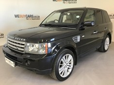 2009 Land Rover Range Rover Sport 4.2 V8 Supercharged Eastern Cape