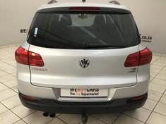 2013 Volkswagen Tiguan 1.4 Tsi Bmot Tren-fun Dsg 110kw  Gauteng Centurion_1