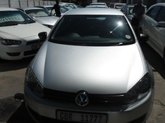 2010 Volkswagen Golf Vi 1.6i Trendline  Western Cape Bellville_0