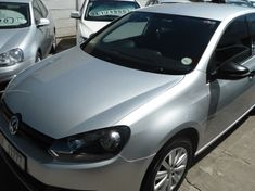 2010 Volkswagen Golf Vi 1.6i Trendline  Western Cape Bellville_1