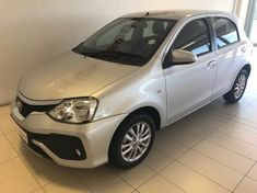 2018 Toyota Etios 1.5 Xs 5dr  Western Cape Kuils River_0