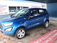 2019 Ford EcoSport 1.5TDCi Ambiente Western Cape