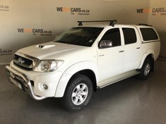 2011 Toyota Hilux 3.0 D-4d Raider 4x4 A/t P/u D/c  Gauteng